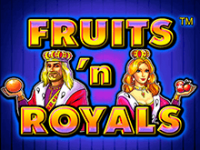 Автомат Fruits And Royals в казино онлайн