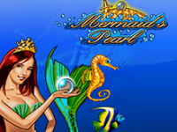 Автомат Mermaid's Pearl в казино