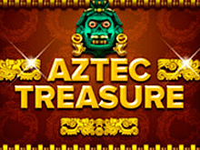 Игровой автомат Aztec Treasure в онлайн-казино