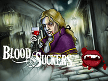 Автоматы Blood Suckers в казино Вулкан