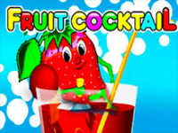 Игровые автоматы Fruit Cocktail от казино Вулкан