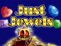 Игровые автоматы Just Jewels в казино Вулкан