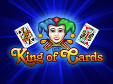 Играть в казино Вулкан в автомат King of Cards