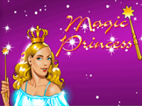Играть в автомат Magic Princess в казино Вулкан