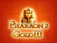 Игровые автоматы Pharaohs Gold III в казино Вулкан