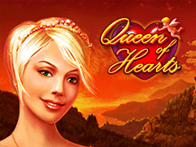 Играть онлайн в аппараты Queen of Hearts