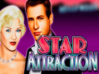 Видеослот Star Attraction в казино