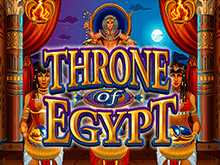 Играть в казино в Throne of Egypt